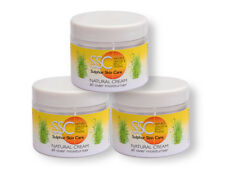 Natural Sulphur Cream Healing Treatment 2 X 150ml Eczema Psoriasis Rosacea Acne