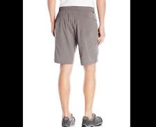 ExOfficio Mens Sol Cool Shorts Slate Gray Sz Medium - NWT