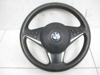 Volant Sport Multifonction Cuir BMW 5 (E60) 525D