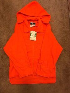 Game Winner Sportswear Medium Hunting Fleece Parka  38/40 Style 2331