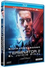 DVD y Blu-ray de blu-ray terminator