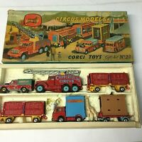 Corgi Major Toys Gift Set 23 Chipperfields Circus Models 2nd Issue Giraffe Boxed