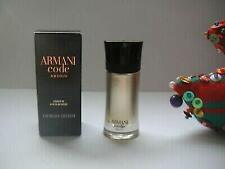 ARMANI CODE ABSOLU MINI 4ML PARFUM FOR MEN