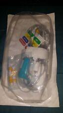 LOT 5 ICU MEDICAL 42597-05 BIFURCATED PRESSURE MONITORING KIT NURSE MEDICAL VET