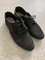 MOLLINI LACE UP SHOE BLACK SIZE 38 Comfort Casual Corporate