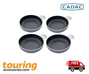 Cadac Tapas Set Camping BBQ Ceramic Pan Set - Outside -