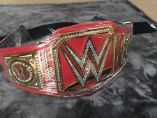 WWE Universal Championship Wrestling Belt Adult Size WWE TITLE BELT BRAND NEW