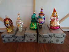 polonaise wizard of oz ornament set of 5