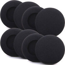 10pcs 40mm Foam Pads Ear Pad Sponge Earpads Headphone Headset Cover Parts Accs