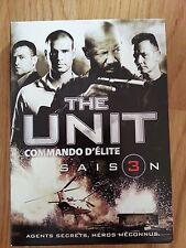 Coffret DVD The unit saison 3