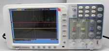 Owon touch panel TDS8204 200MHz 2GS/s 7.6Mpts 4 Chs invert FFT Oscilloscope VGA