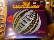 Can Soundtracks LP sealed vinyl + download RE reissued remastered