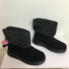 NEW Skechers Womens Boots 5 Suede Leather   NWOB