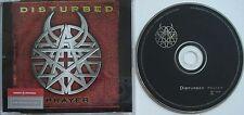 DISTURBED   ___   PRAYER   ___   1 Track PROMO CD   ___   For Collectors !!!