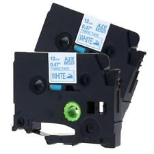 TZe-FA3 TZ-FA3 Compatible for Brother Fabric Iron P-touch Label Tape 12mm 2pk