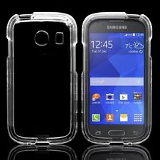 CoverON® for for Samsung Galaxy Ace Style Clear Case Transparent Hard Slim Cover