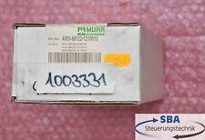 Neues Murr Elektronik Rahmenset Typ 4000-68122-1210010 + Zubehör in versieg. OVP