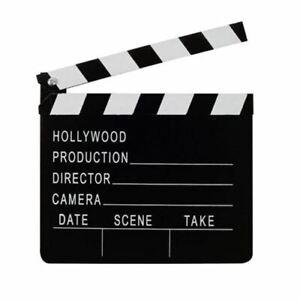Hollywood Clapper Board