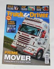 TRUCK & DRIVER SEPTEMBER 2012 - PRIME MOVER/A GREEK TRAGEDY/THE REIGN IN SPAIN