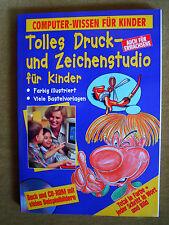 """""""Computer-Wissen für Kinder - Tolles Druck- und Zeichenstudio für Kinder"""""""
