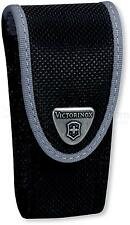 VICTORINOX Swiss Army Black Nylon Pouch 91mm 2-4 Layer 33247 NEW