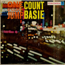 COUNT BASIE One o'clock jump Canadian LP COLUMBIA CL 997