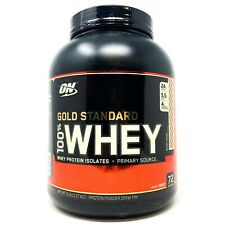 Optimum Nutrition ON Gold Standard Whey Protein Powder 5LB Rocky Road Exp.6/2020