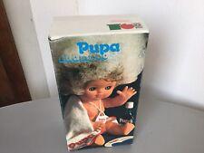 1979#VINTAGE BAMBOLA DOLL SEBINO PUPA SHAMPOO#NIB NUOVA IN BOX