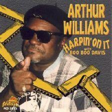 Arthur Williams - Harpin on It [New CD]
