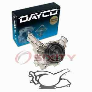 Dayco Engine Water Pump for 2006-2015 Mercedes-Benz C350 3.5L V6 Coolant si