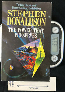 The Power That Preserves - PB by Stephen Donaldson
