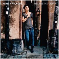 ASHLEY HICKLIN - KISSING THE QUEEN  CD 12 TRACKS POP INTERNATIONAL NEW