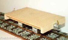 Ip engineering,flat bed wagon kit, garden railway SM32 LGB 16mm