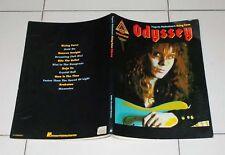 Spartiti YNGWIE MALMSTEEN'S Rising force ODYSSEY Songbook tab guitar MALMSTEEN