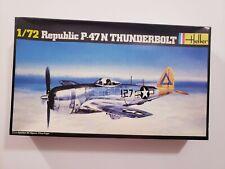 Heller 1:72 Republic P-47N Thunderbolt scale model, NEW