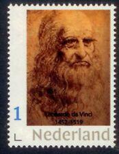 Nederland 2019 Leonardo da Vinci 1452-1519   postfris/mnh