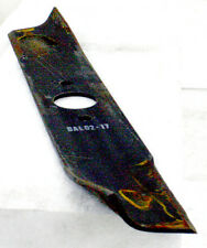 "16 11/16"" #BAL02-17 Lawnmower Blade Simplicity 108448 1 3/8"" CH Model 7000 7100"
