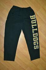 Adrian College Bulldogs MI Athletic Sweat Pants Jansport Large Nice 2 Pocket