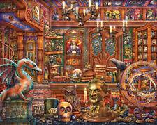 Springbok's 500 Piece Jigsaw Puzzle Magic Emporium