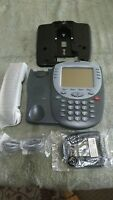 Lot of 5 Avaya 5420 Digital Large Display Phone 700381627, 700339823 refurbished