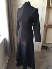 Black Scuba Style & Other Stories Maxi Dress