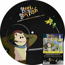 Reel Big Fish – Monkeys for Nothin' & the Chimps for Free (2007) Pic/Colour 2LP