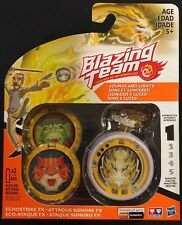 Blazing Team Masters Of Yo Kwon Do Yellow Echostrike FX New 2015 Hasbro