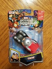 Maisto Marvel Superhero Squad THOR Die-Cast Vehicle Car New! Free Shipping!
