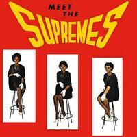 THE SUPREMES - MEET THE SUPREMES   VINYL LP NEW