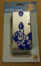 Mega Man Aluminum 25th Anniversary SDCC Nintendo 3DS Case by Capcom Not XL