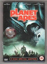 (GU744) Planet Of The Apes - 2001 DVD