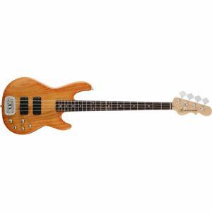 G&L Tribute M-2000 4-String Bass Guitar - Honeyburst