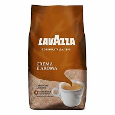 NEW!! Lavazza Crema E Aroma Coffee Beans 1 kg FREE UK DELIVERY!!