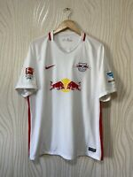Nike Rb Leipzig Red Bull 2016 Soccer Jersey, Size Youth Xs   eBay